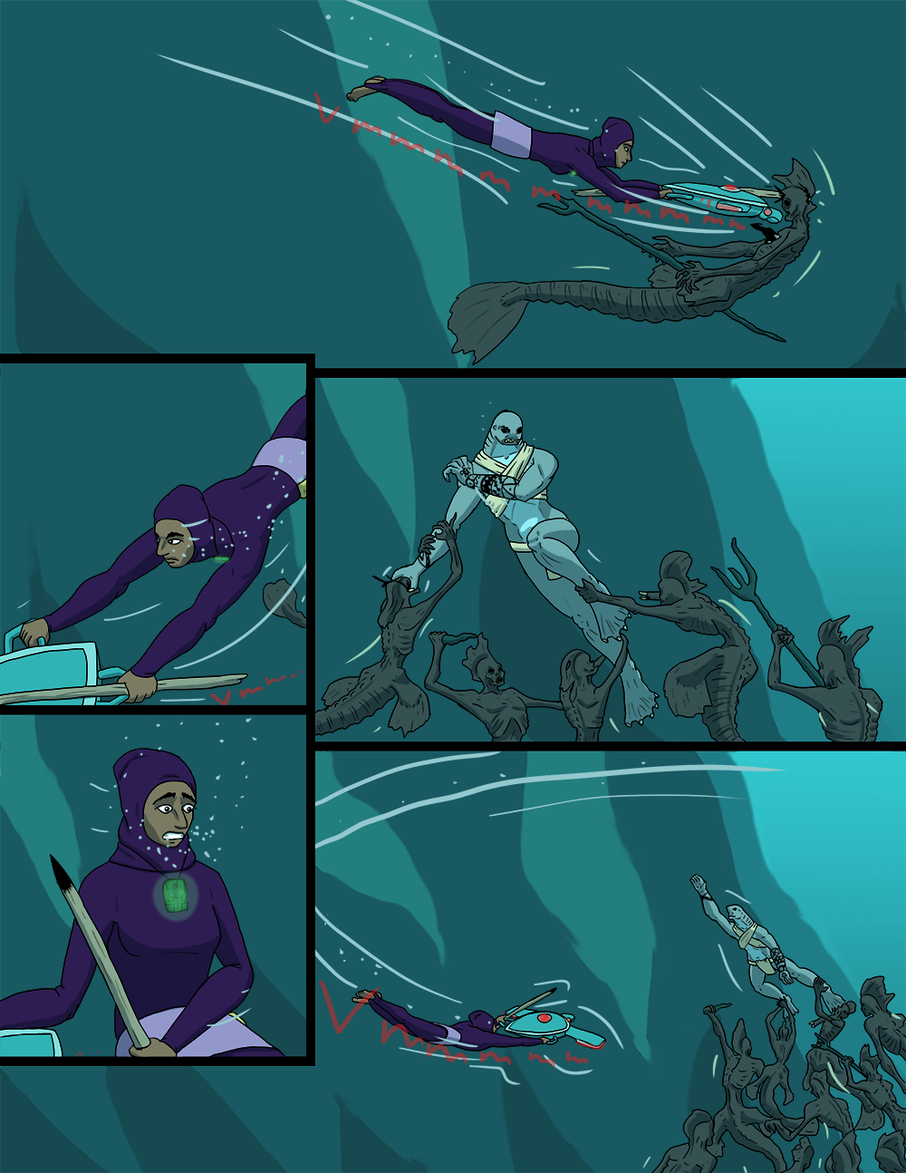 The Wide Ocean - Page 69