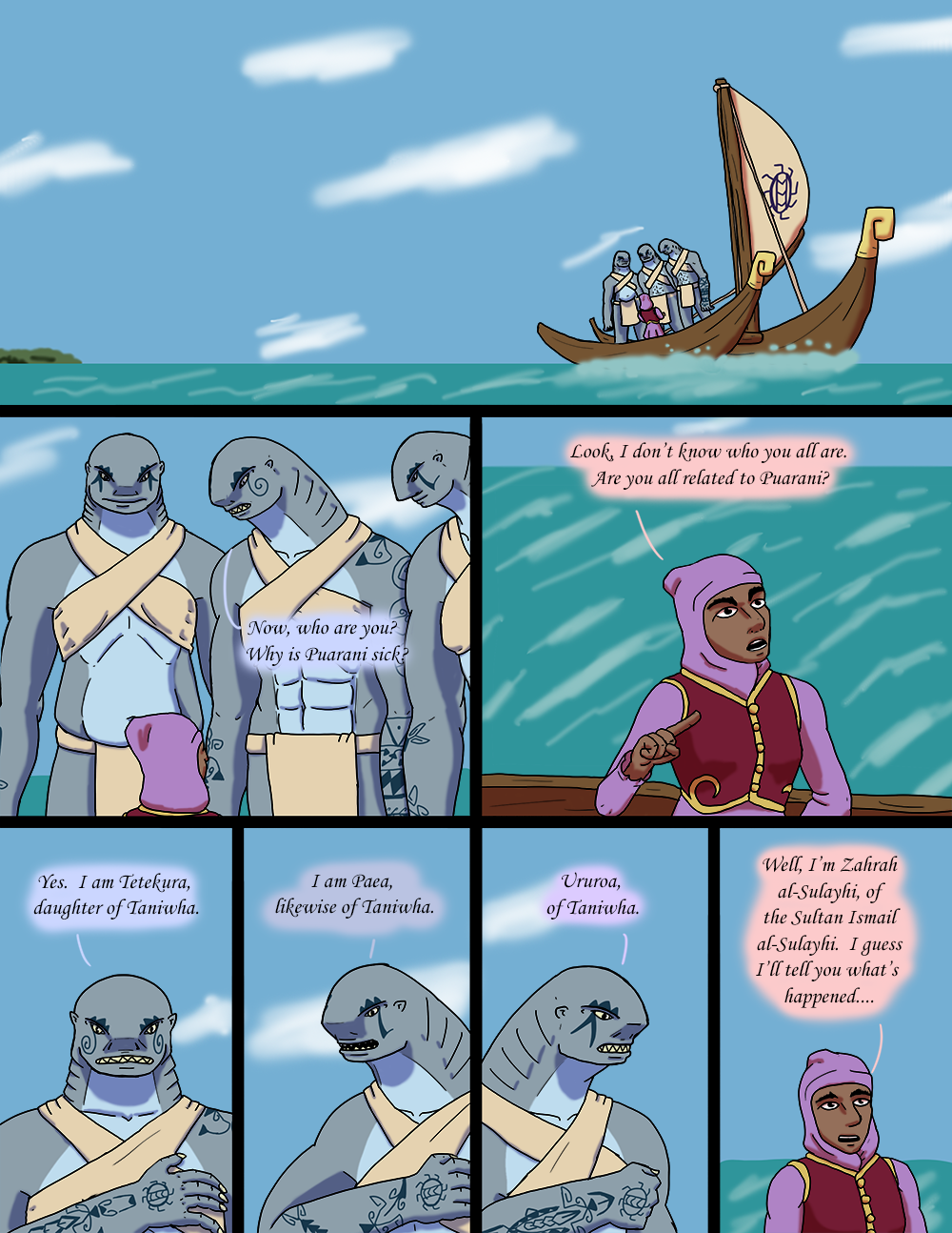 The Wide Ocean - Page 110