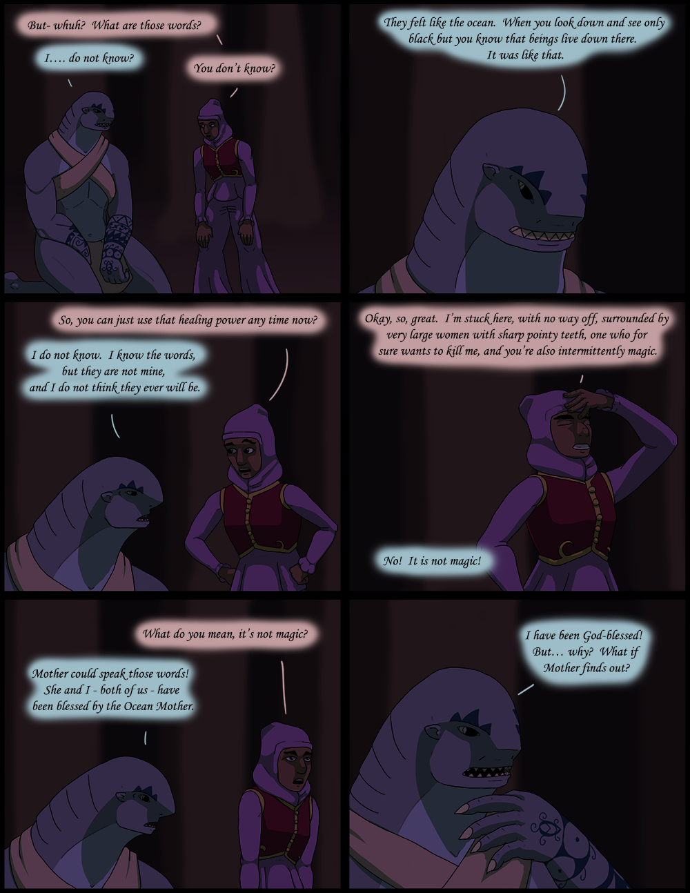 The Wide Ocean - Page 137
