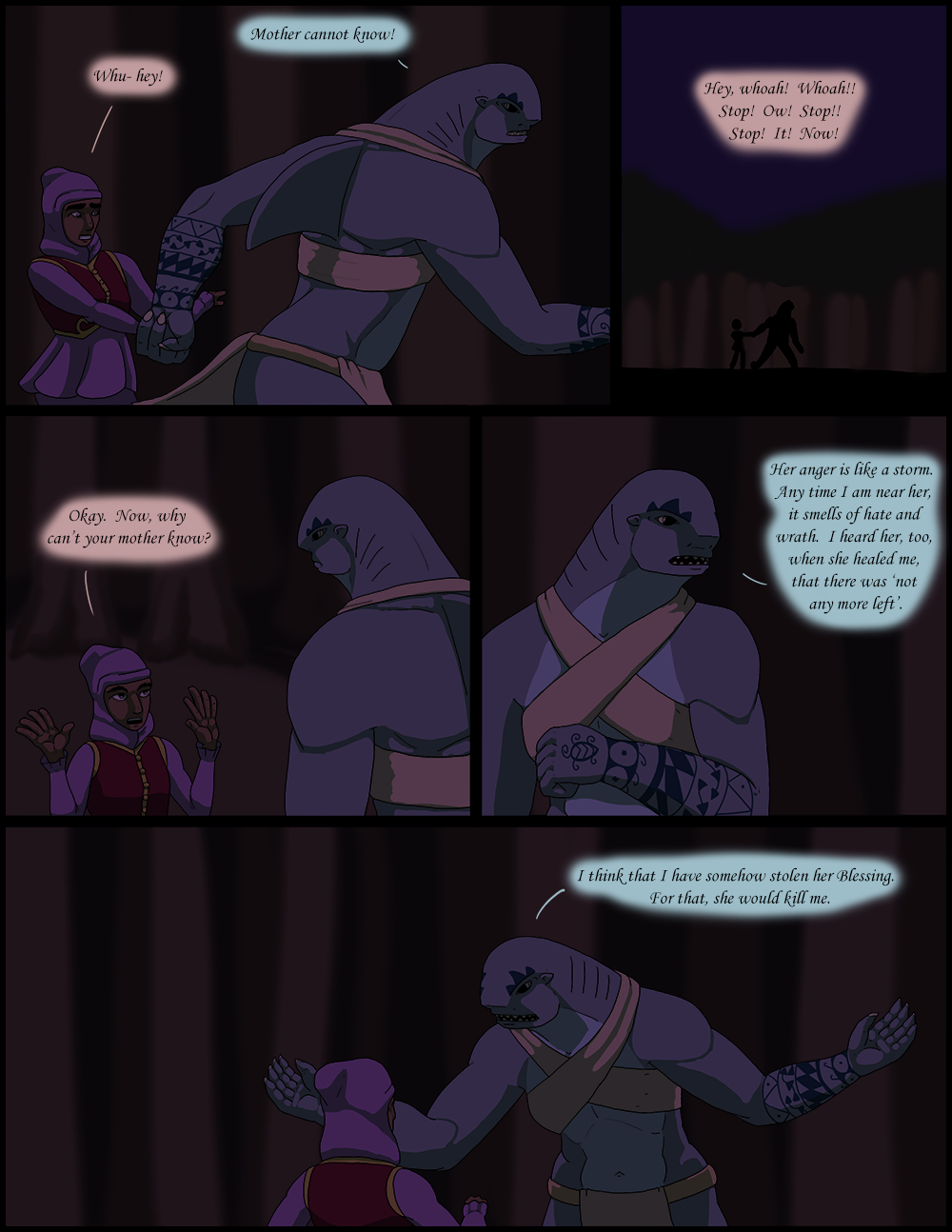 The Wide Ocean - Page 138