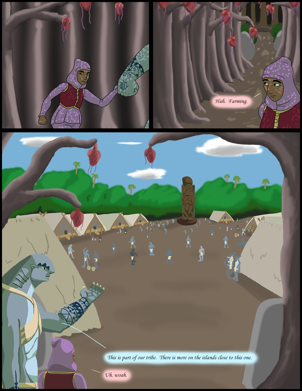 The Wide Ocean - Page 142