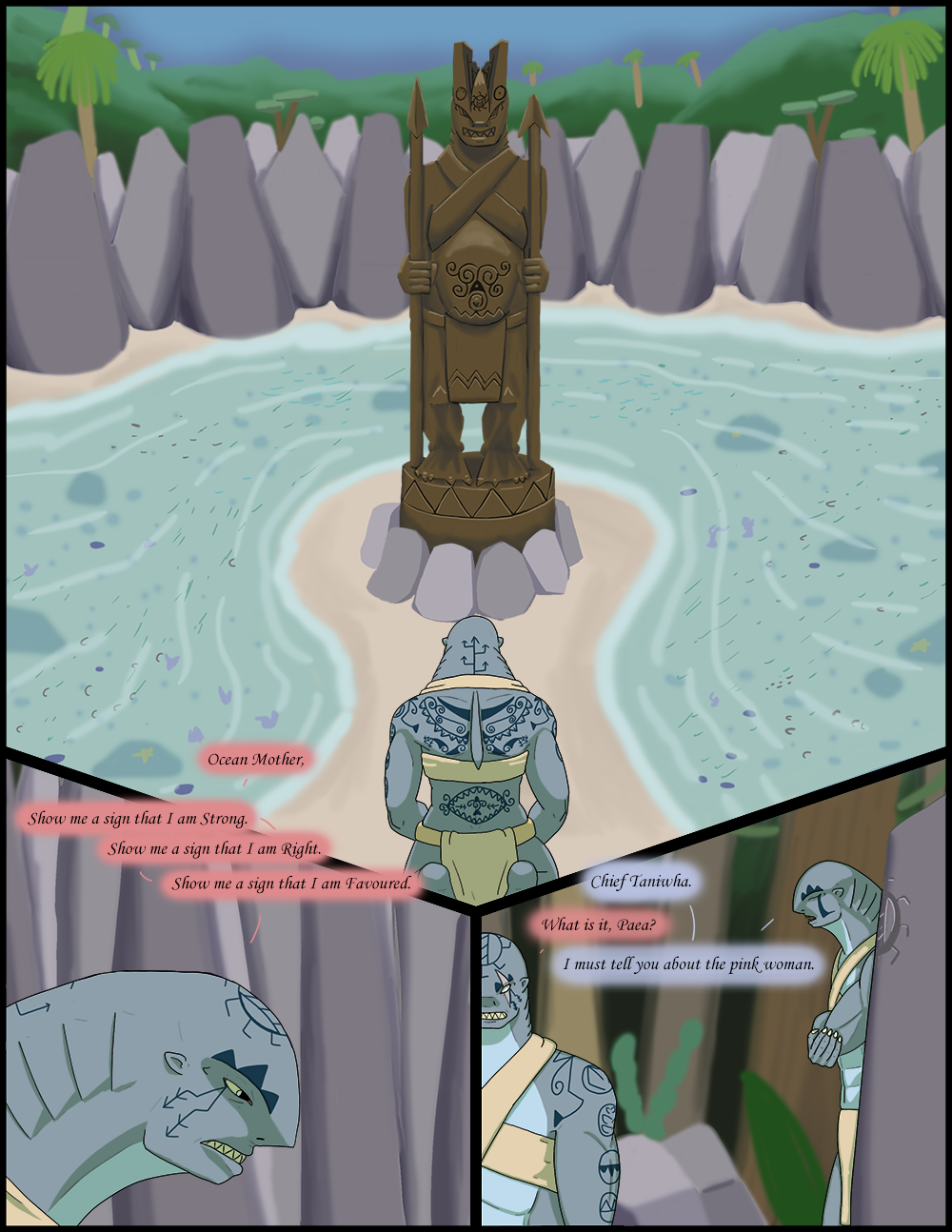 The Wide Ocean - Page 163