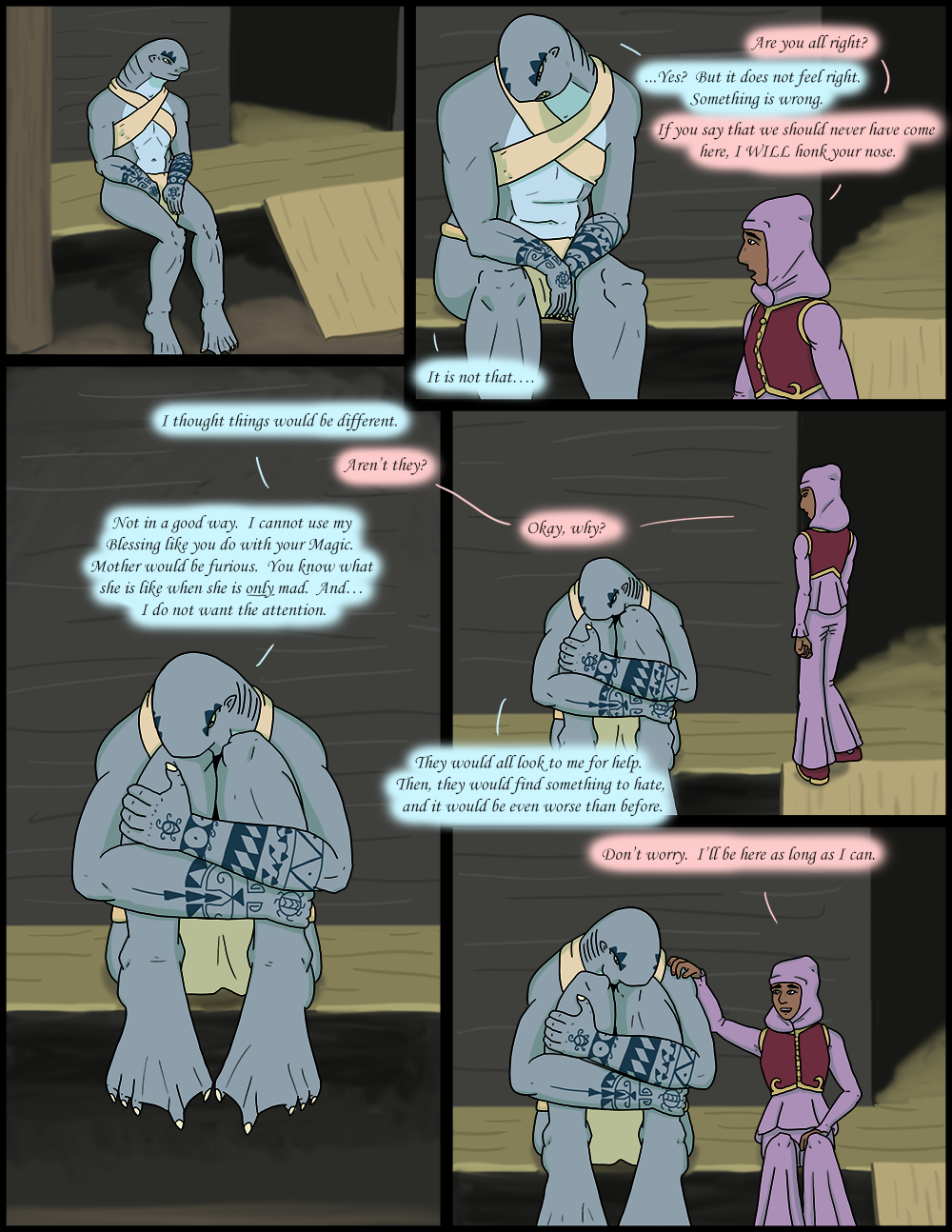 The Wide Ocean - Page 179